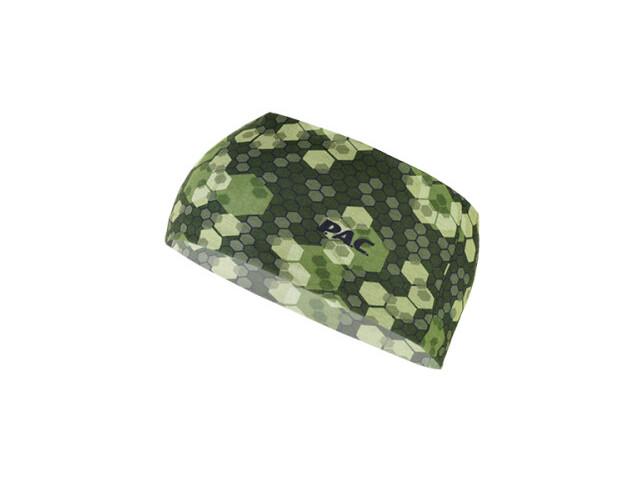 P.A.C. Headband Huvudbonad grön